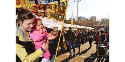 Targul apicol Cluj-Napoca 2020 (a 10-a editie)