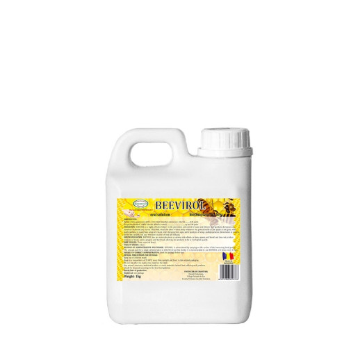 Beevirol Forte Dulcofruct 1 kg