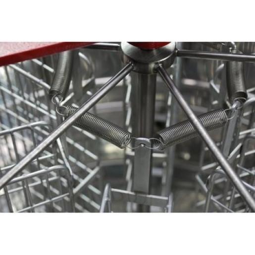 Detaliu cos pentru centrifuga casetata reversibila 6 rame semi automata Lyson