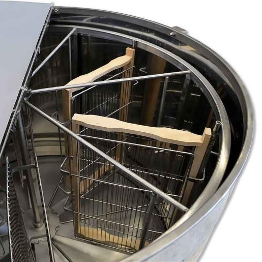 Centrifuga cu casete reversibila 6 rame 3/4 diametru 63 cm electrica 12 sau 220V KONIGIN - detaliu