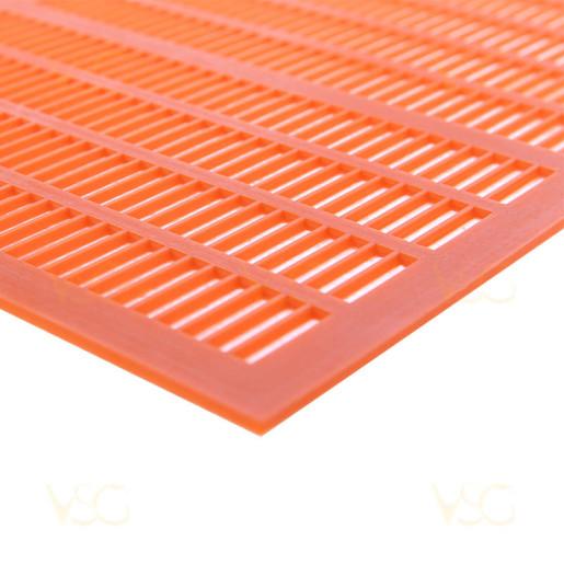 Gratar colector propolis 50x42 - detaliu colt