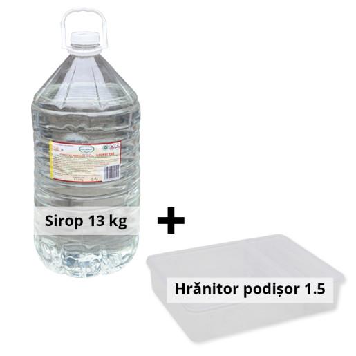 Hranitor podisor 1.5+Sirop 13 kg