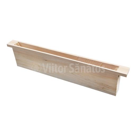 Hranitor uluc din lemn 700 ml (10000 buc)