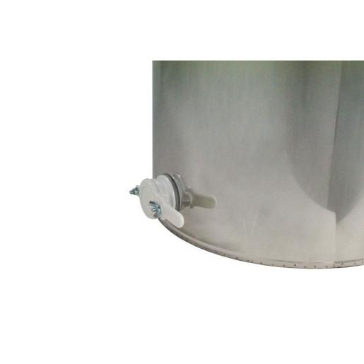 Maturator inox 70 L cu canea plastic Lyson - canea plastic