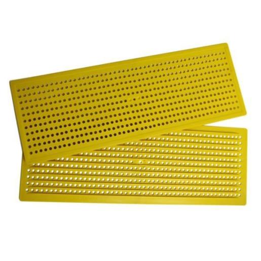 Placa activa pentru colector polen, tip soclu AS