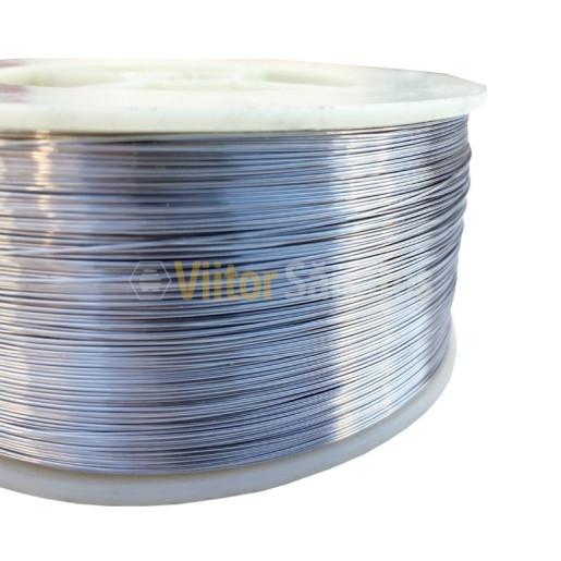 Sarma inox premium bobina 1 kg - detaliu
