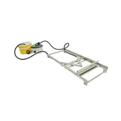 Dispozitiv pentru descapacire cu lame incalzite cu aburi Lyson