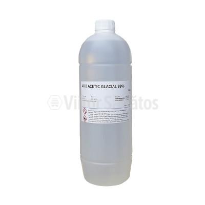 Acid acetic glacial 1 kg