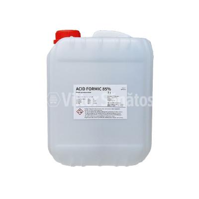 Acid formic 85% 5 L