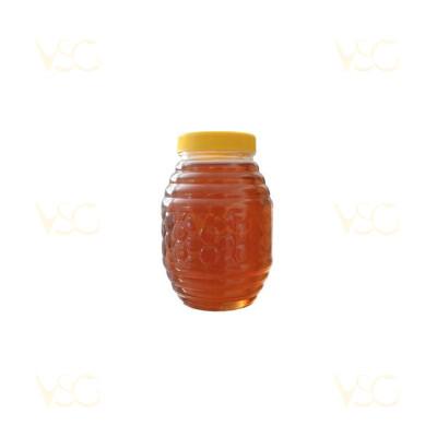 Borcan miere 1 kg butoias din plastic