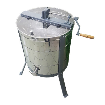 Centrifuga tangentiala 4 rame manuala Techtron cu canea inox