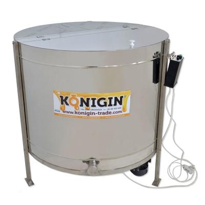 Centrifuga apicola casetata reversibila 8 rame 220v Konigin
