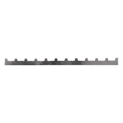 Distantier rame stupi de 10 rame din metal, tip banda, grosime 0,45mm, lungime 377mm; pentru a pastra distanta corecta si egala intre rame. Comanda acum!