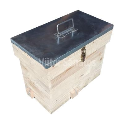 Nucleu de imperechere din lemn, cu 4 cuiburi