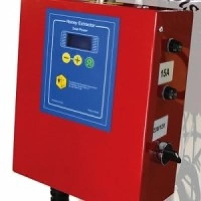 Panou de comanda pentru centrifuga casetata