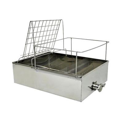 Banc descapacit compact inox cu filtru si suport rame