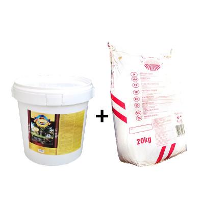 Ultra Bee 18 kg + Zahar praf 20 kg