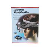 Ochelari pentru tranzvazare cu lanterna - ambalaj