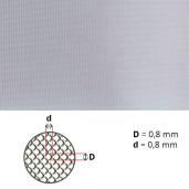 Plasa inox pentru colector polen